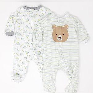 Simple Joys by Carter's | Baby Boy Pajama Set 0-3